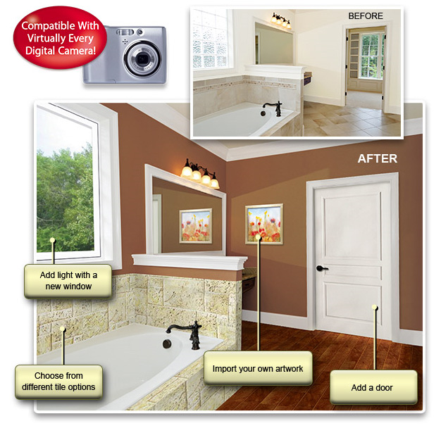 Home Remodeling Software Worldu0027s Most Realistic Home