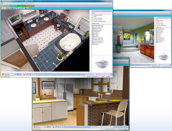 3D Home Design Software | HGTV Software