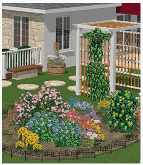 Garden design software virtual architect Home garden television