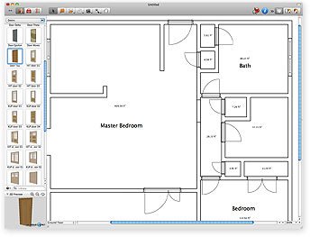 Point And Click To Draw Rooms Walls Plus Create 2d Floor Plans In Minutes Smart Guides Make It Easy