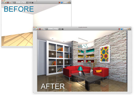 Home Design For Mac Virtual Architect Inspiration Interior Home Design Software Free