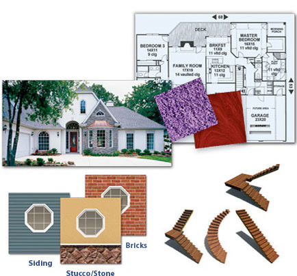Virtual Architect Home Designing Software
