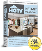 Windows Product Comparison HGTV Software