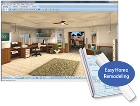 Home remodeling software virtual architect Home renovation design software