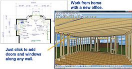 Ultimate home design software 80 virtual architect or get started even faster with wizards for virtually any project plus you can even import existing plans straight onto the software malvernweather Image collections