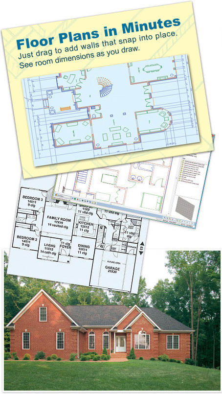 Floor Plans Design Software Floor Plans