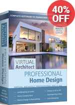 3d Home Design Virtual Architect Software